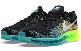 352c2108d960 Image Unavailable. Image not available for. Colour  Nike Mens Flyknit Air  Max ...
