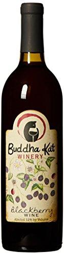 Buddha Kat Winery Blackberry