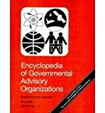 img - for Encyclopedia of Governmental Advisory Organizations book / textbook / text book