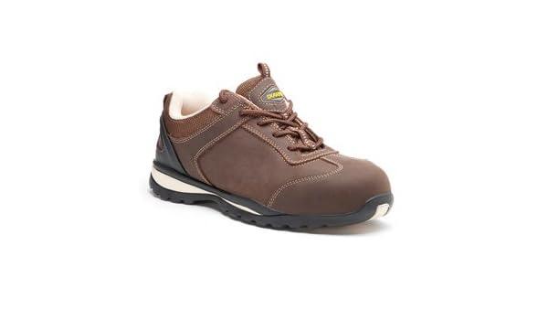 Zapato de Seguridad, Modelo Zeus, S3 SRC HRO sin componentes metálicos.: Amazon.es: Zapatos y complementos
