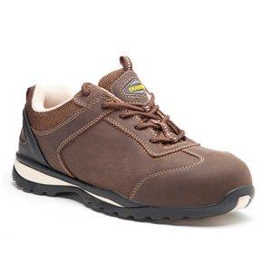 Zapato de Seguridad, Modelo Zeus, S3 SRC HRO sin componentes metálicos. Skarppa