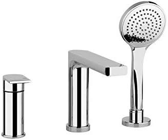 Grifos Gessi mezclador de bañera Via Manzoni 38634