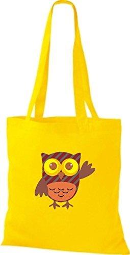 Yellow Woman Cotton Fabric Yellow Bag Shirtinstyle For wqXI4xfn4p