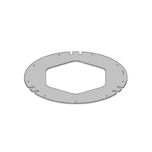 - San Jamar XC2422MBK EZ-Fit Cup Dispenser Replacement Gasket - 3 / PK