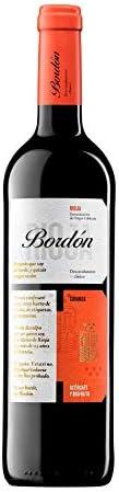 Bordón Crianza Vino Tinto D.O.C Rioja - Pack 6 Botellas