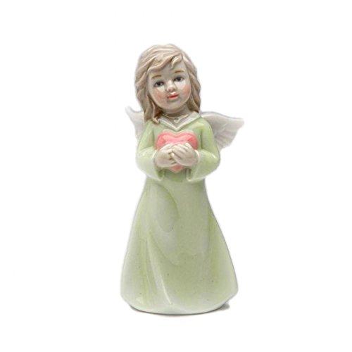 Cosmos 10106 Fine Porcelain Angel of Love Figurine, 4-Inch
