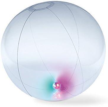 eBuyGB 1284322 - Bola de luz Hinchable para Playa/Vacaciones ...