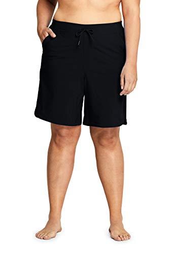 - Lands' End Women's Plus Size Comfort Waist 9