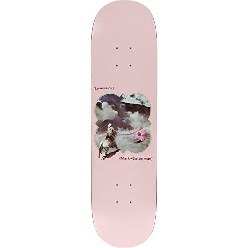 宣言する推進力確認するSovrn Lovesick Gutterman花スケートボードデッキ-8.0デッキ – Assembled as complete skateboard