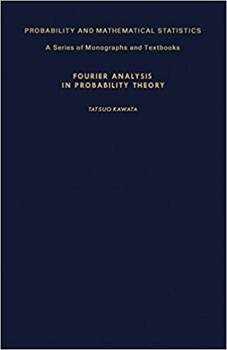 Probability and Mathematical Statistics: A Series of Monographs and Textbooks