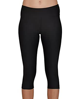 Next Sup - Good Karma Crop Pant Black Large