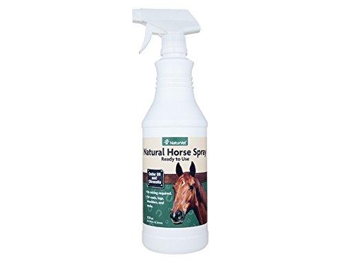 NaturVet Natural Horse Repellent, 32-Ounce