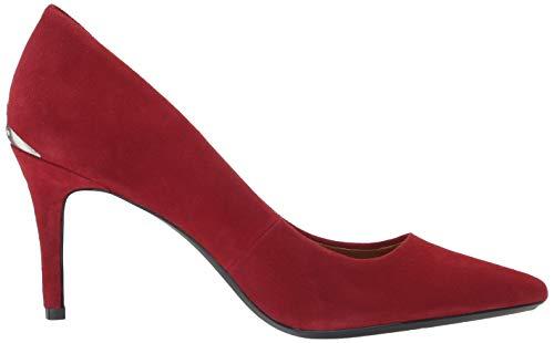 red Gayle Rock Rojo Klein Calvin Mujer 0nwWAHxFI8