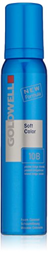 - Goldwell Colorance Soft Color Foam, 10b Pastel Beige Blonde, 4.2 Ounce