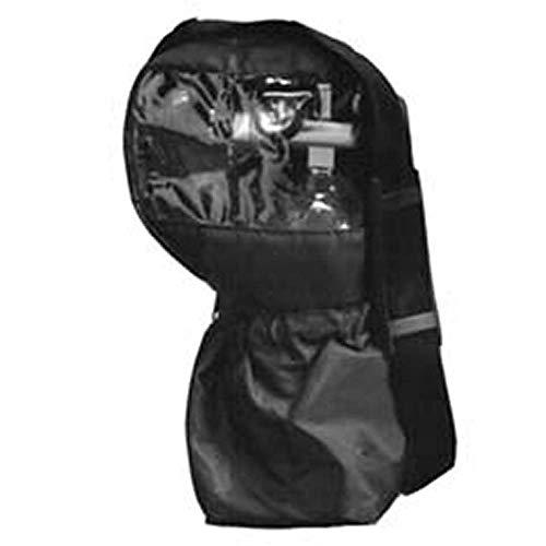 (The Aftermarket Group Oxygen C-Cylinder Shoulder Bag, Window for Regulator or Conserver, TAGCSB-C)