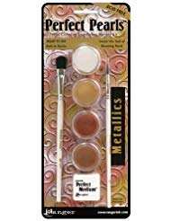 (Perfect Pearls Pigment Powder Kit-Metallics)
