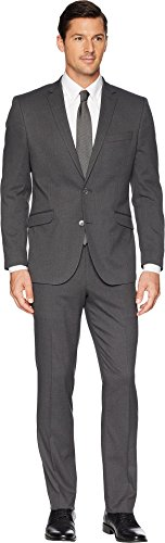 (Kenneth Cole REACTION Men's Slim Fit Stretch Performance 32