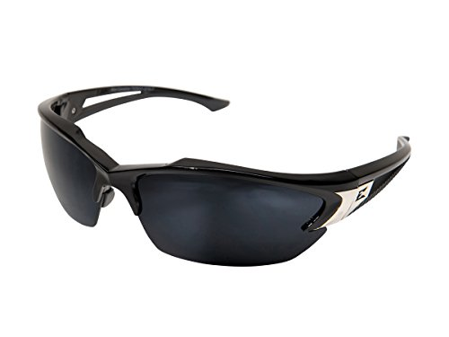 Edge Eyewear TSDK21-G15-7 Khor  Polarized G15 Silver Mirror - Mirror Polarized Grey Black Silver