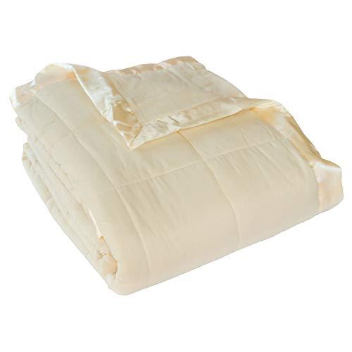 Hebel Blanket King Ivory | Model BLNKT -