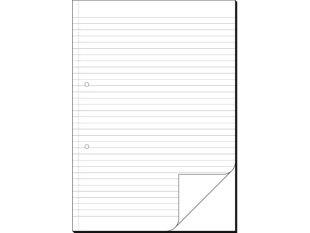 Durchschreibebuch A4/2x50Bl