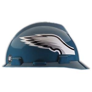 Philadelphia Eagles Hard Hat | NFL Hard Hats | SportsHardHats.com 1