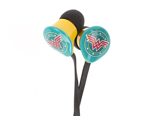 Griffin Technology Earphones Earbud - Justice League Wonder Woman Earbuds