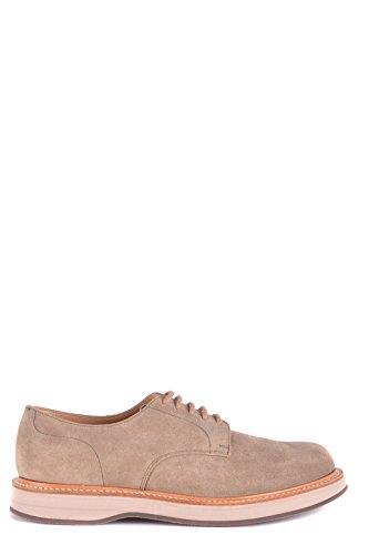Churchs Zapatos de Cordones Para Hombre Beige Beige It - Marke Größe