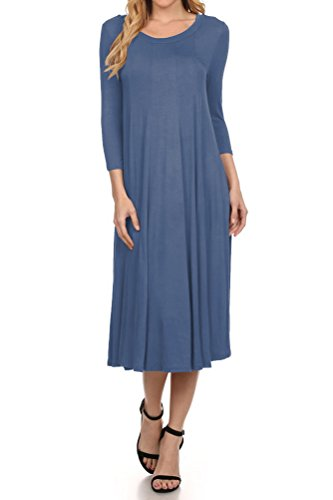pastel-by-vivienne-womens-a-line-trapeze-midi-dress-small-denim