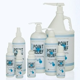 Point Relief? ColdSpot? Lotion - Gel Hands-Free Applicator Tube - 4 oz, 12 Each
