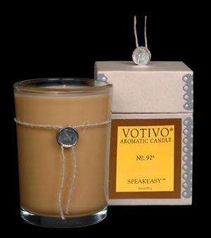Votivo Speakeasy Aromatic Candle - 4 Pack