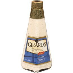 Girard's White French Salad Dressing 12 oz (Qty. ()