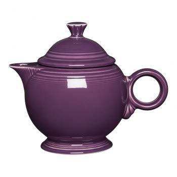 (Fiesta Covered Tea Pot 44oz - Mulberry Purple)