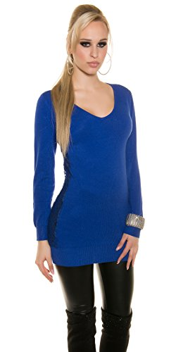 In-Stylefashion - Jerséi - para mujer Azul