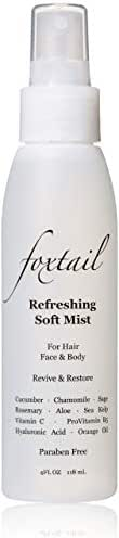 Foxtail Refreshing Soft Mist for Hair, Face & Body