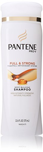 Pantene Pro-V Shampoo, Full & Strong Body Building, 12.6 Ounce