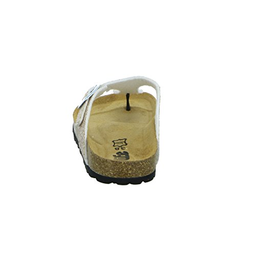 Bio Life 0027.258/26/10 Damen Bio Pantolette Gelb (Gold)