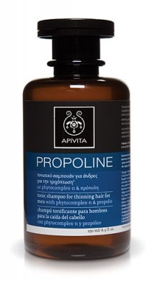 (APIVITA PROPOLINE TONIC SHAMPOO FOR THINNING HAIR FOR MEN 8.5 FL. OZ. 250ML)