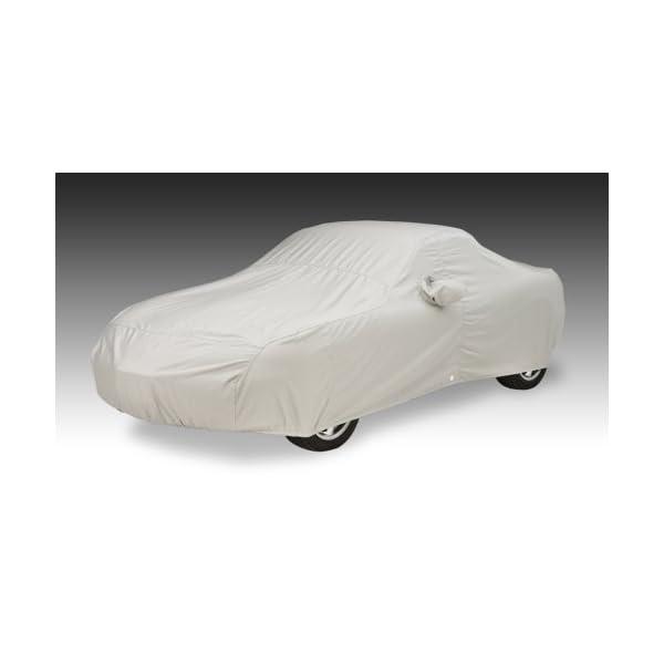 Jet Black Covercraft Custom Fit Sunbrella Series Car Cover