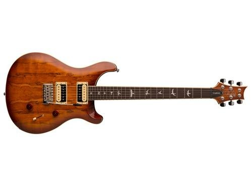 PRS SE Custom 24 Exotic Top - Vintage Sunburst Spalted Maple