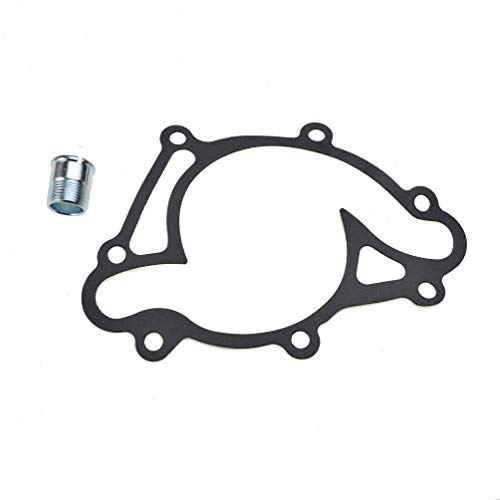 OE Replacement 3.9L V6 5.2L 5.9L V8 Engine ADIGARAUTO AW7160 Professional Water Pump with Gasket Compatible With Dodge Ram1500 Dakota Durango Jeep Grand Cherokee