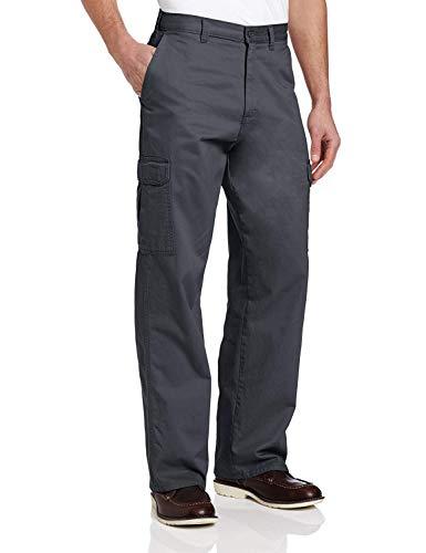Dickies Men's Loose Fit Cargo Work Pant, Charcoal, 36x30 (Best Work Backpack Mens)