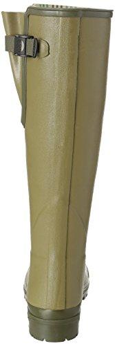 Le Chameau BTE/J/F VIERZO 2, Damen Langschaft Gummistiefel, Grün (Vert B200), 41 EU Grün (Vert B200)