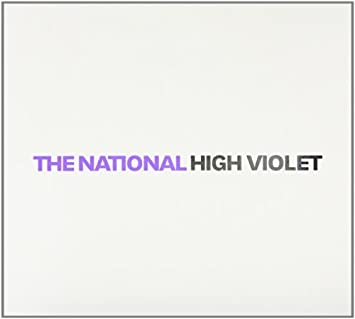 The national high violet (vinyl, lp, album, limited edition.