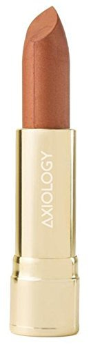 Axiology - Organic, Vegan, Cruelty-free Lipstick (Theory | Light Brown)