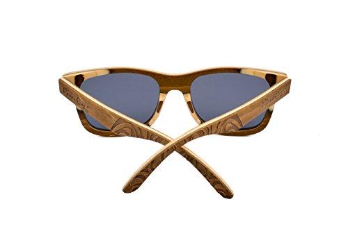 895c65b6e0 Maple Cherry Wood Sunglasses for Men   Women - Polarized handmade wooden  wayfarer style shades that