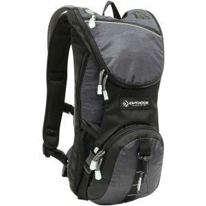 OUTDOOR PRODUCTS 4308OP005 RIPCORD HYDRATION PACK, Outdoor Stuffs