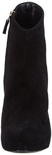 CHARILINE DE LUCA Michi - botas de cuero mujer negro - Schwarz (Black/Gold)