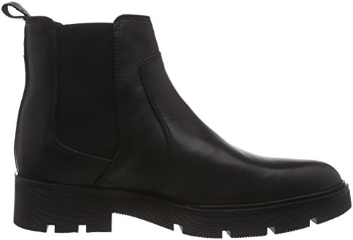 Bronx BcashX - botas chelsea de piel mujer negro - Schwarz (black / 01)