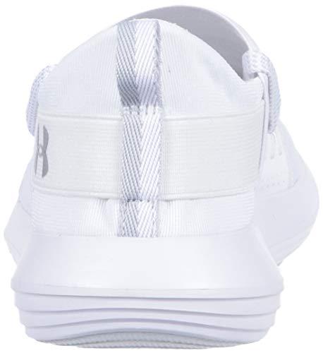 Ua Donna Armour Adapt Scarpe W 104 White Under 104 Running Gray Blue Overcast Bianco white YZ5wxUdAq