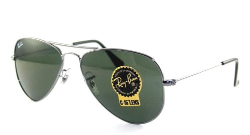 a4927bc49d171c Ray-Ban - RB3044 Aviator Small Metal - Lunettes de soleil Femme, or ...